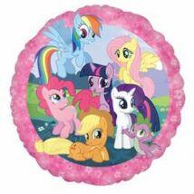 18 inch-es My Little Pony - Én Kicsi Pónim Fólia Léggömb