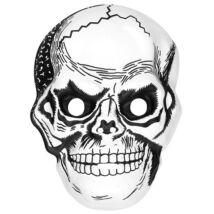 Műanyag csontváz maszk