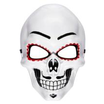Mexikói halottak napja férfi maszk