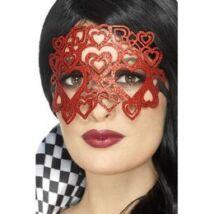Soft Felt Glitter Eyemask