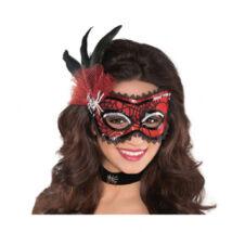 Pókember női szemmaszk
