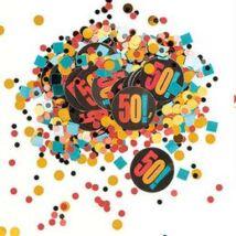 50-es Birthday Cheer Szülinapi Parti Konfetti