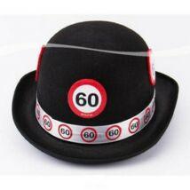 60. Számos Sebességkorlátozó Születésnapi Party Kalap