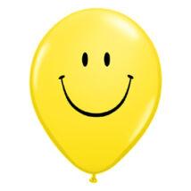 5 inch-es Smile Face Yellow Lufi