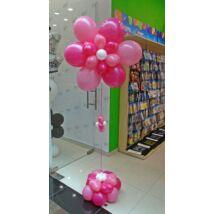 Rózsaszín virág dekoráció