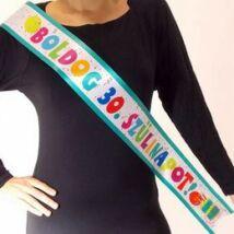 Boldog 30-as Szülinapot Jamboree Party Vállszalag