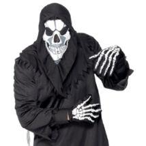 Csontváz Maszk/Álarc És Kesztyű