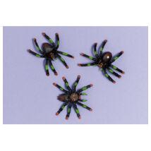 Dekorációs Pókok - 8 db-os