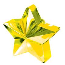 Arany (Gold) Csillag Léggömbsúly - 170 gramm