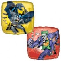18 inch-es Batman-es és Joker Fólia Léggömb
