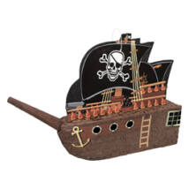 Kalóz Hajó Party Pinata Játék