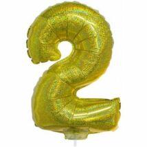 16 inch-es arany 2-es fólia lufi
