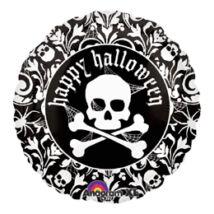 18 inch-es Ghostly Web Halloween Fólia Lufi