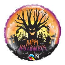 18 inch-es Spooky Tree Fólia Lufi Halloweenre