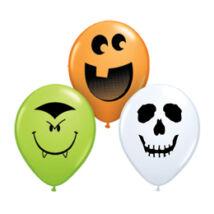 5 inch-es Halloween Face Assortment Lufi