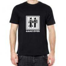Game over - vicces feliratú póló legénybúcsúra