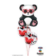 Valentin Panda Bubble