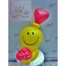 Mini Smiley dekoráció