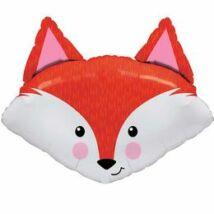 33 inch-es Fabulous Fox Fólia Léggömb