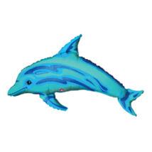 Ocean Blue Delfin Super Shape Fólia Lufi