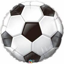 36 inch-es Soccer Ball Focilabda Fólia Léggömb