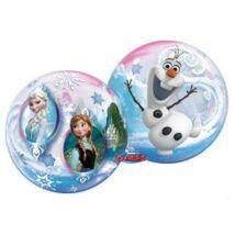 22 inch-es Disney Frozen - Jégvarázs Bubble Léggömb