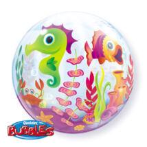 22 inch-es Tengeri Állatok - Fun Sea Creatures Bubble Léggömb