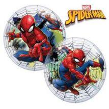 22 inch-es Marvel's Bubbles Spiderman Web - Pókember Lufi