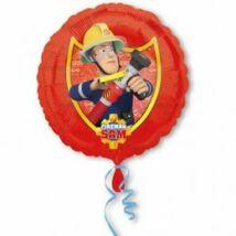 17 inch-es Fireman Sam - Tűzoltó Héliumos Fólia Lufi