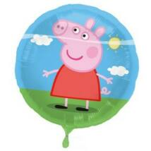17 inch-es Peppa Pig fólia Lufi