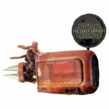 35 inch-es Star Wars The Force Awakens Rey's Speeder Fólia Léggömb