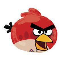 Angry Birds (Mérges Madarak) - Piros Madár Super Shape Fólia Léggömb