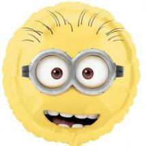 17 Inch-es Minion - Despicable Me - fólia lufi