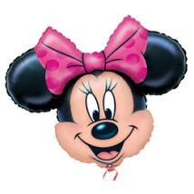 Minnie Mouse - Disney - Super Shape Fólia Léggömb