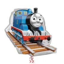 Thomas és Barátai - Thomas and Friends - Super Shape Fólia Léggömb