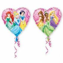 17 inch-es Princess Garden - Hercegnők Fólia Lufi
