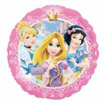17 inch-es Princess Portrait - Hercegnők Fólia Lufi