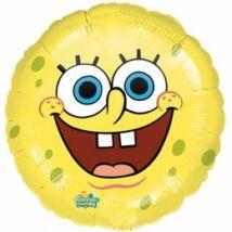 17 inch-es Spongebob Smiles - Spongyabob Kockanadrág Fólia Léggömb