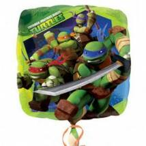 18 inch-es Tini Nindzsa - Teenage Mutant Ninja Turtles Fólia Lufi