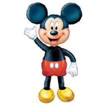 Mickey Mouse Sétáló (Airwalkers) Fólia Léggömb