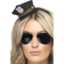 Mini rendőrsapka