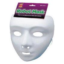 Robot Party Gyerekálarc
