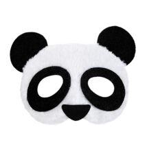 Plüss panda szemálarc