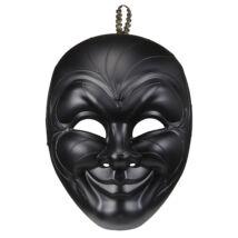 Fekete velencei maszk