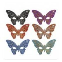 Csillámos pillangós szemmaszk