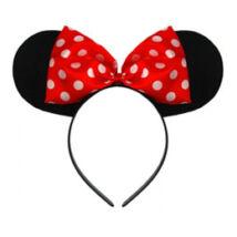 Minnie Mouse Fejdísz Piros Pöttyös Masniva