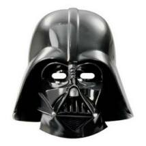 Star Wars and Heroes - Darth Vader Álarc - 6 db-os