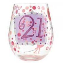 21. szülinapos pohár