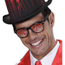 Véres szemüveg