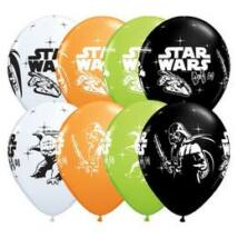11 inch-es Star Wars - Darth Vader & Yoda Spec. Asst. Lufi